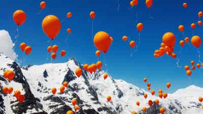 Eröffnungsfeier der Alpenliebe Ausstellung
