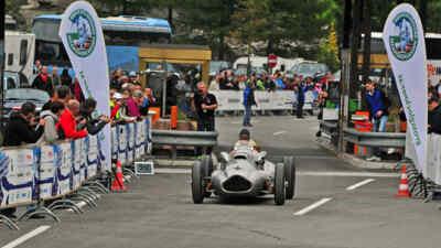 Bergmotorsport beim Grossglockner Grand Prix