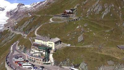 Das Kaiser-Franz-Josef-Haus und Panoramarestaurant