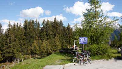 Parkplatz Filzsteinalpe