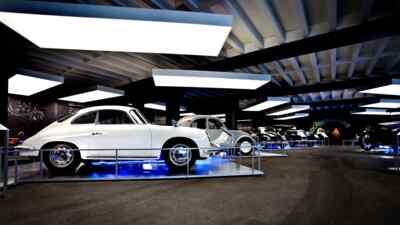 Automobilausstellung Kaiser Franz Josefs Höhe