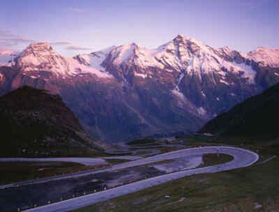Der Geologische Lehrweg um die Hochalpenstraße